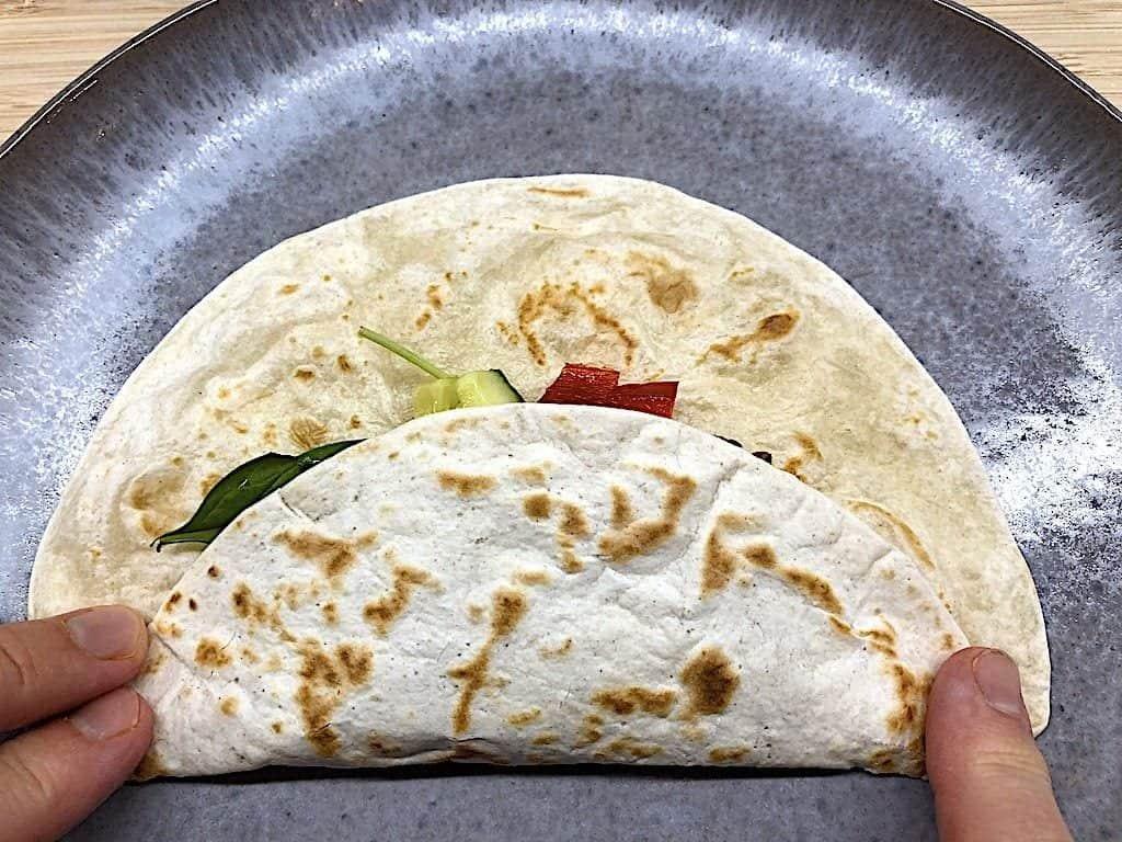 billede med foldning af tortilla 2