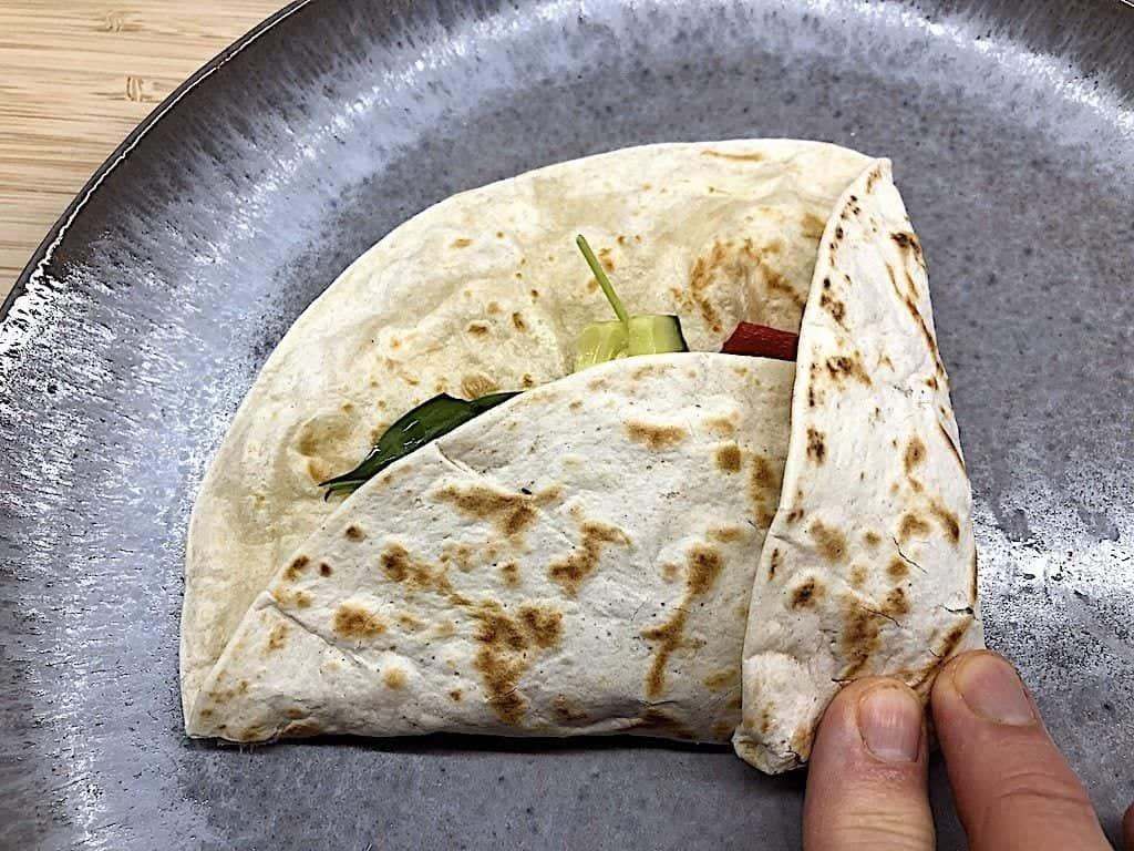 billede med foldning af tortilla 3