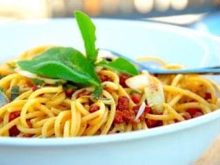 Billede resultat for pasta med salvie og hvidløg