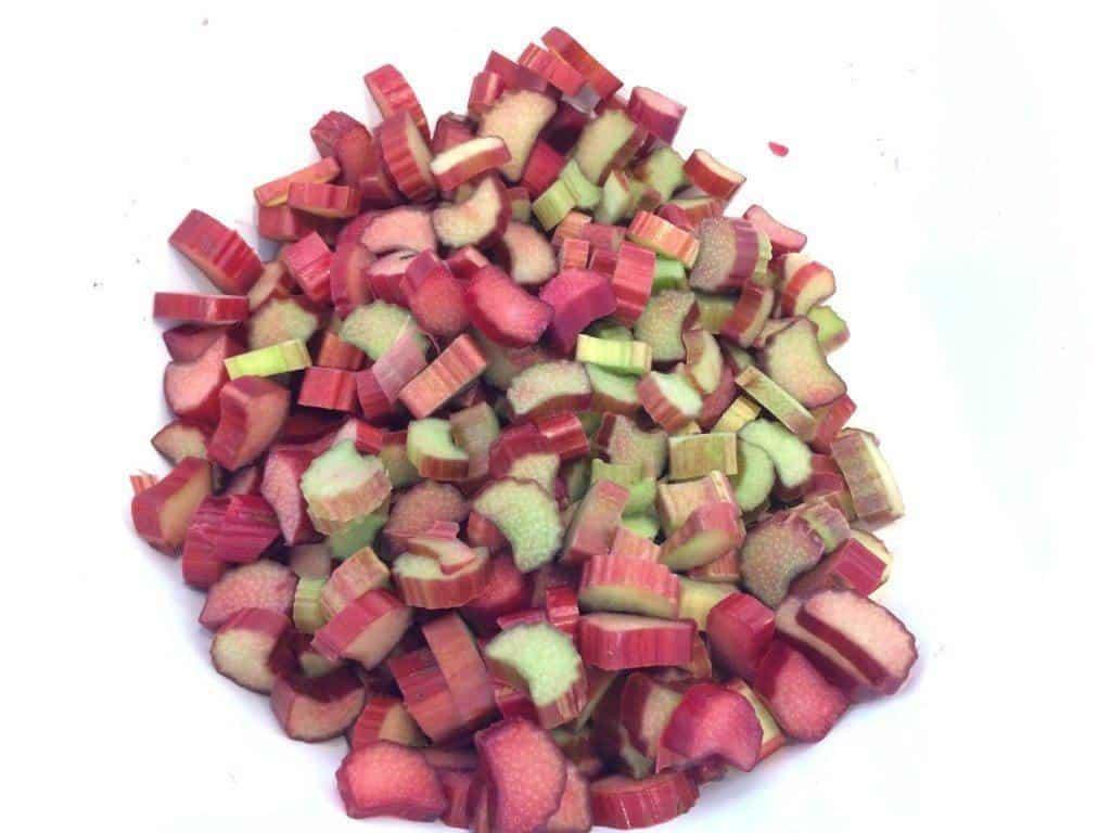 Billede resultat for rabarber til rabarbergrød