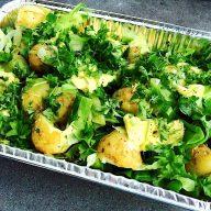 billede med spidskål og asparges