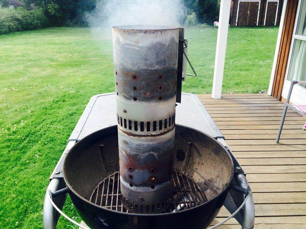 Billede resultat for optænding af grill.