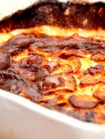 Flødekartofler i ovn – bages en time i ovn eller grill
