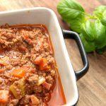 billederesultat for pasta bolognese