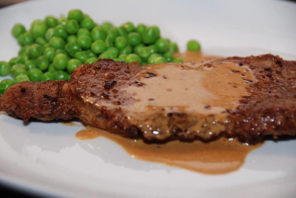 Steak sovs opskrift