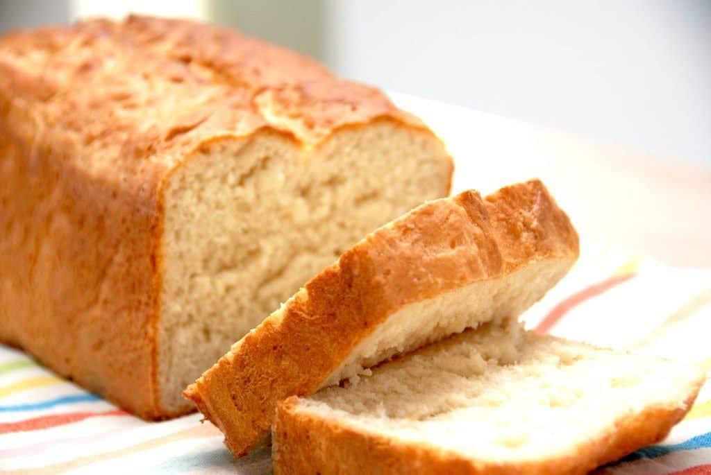 Gammeldags franskbrød - opskrift på franskbrød i form