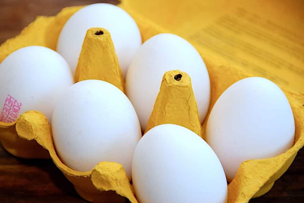 Kogetider for blødkogte, smilende og hårdkogte æg