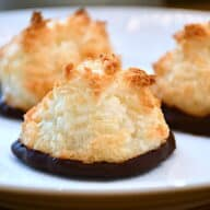 nemme kokostoppe med chokoladebund