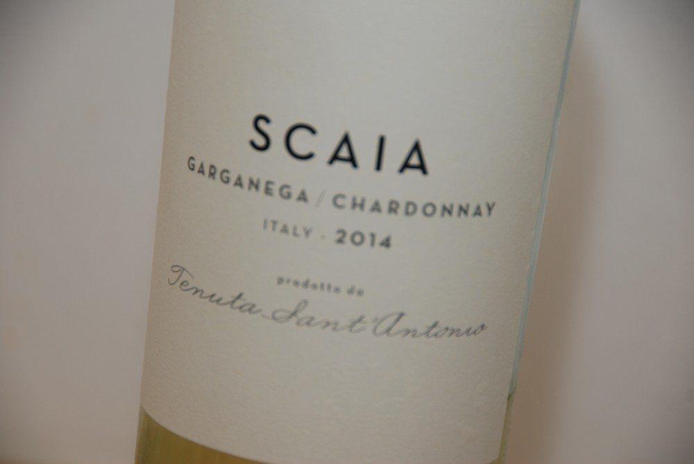 Scaia bianca er en fremragende vin til blandt fisk og risotto. Foto: Guffeliguf.dk.