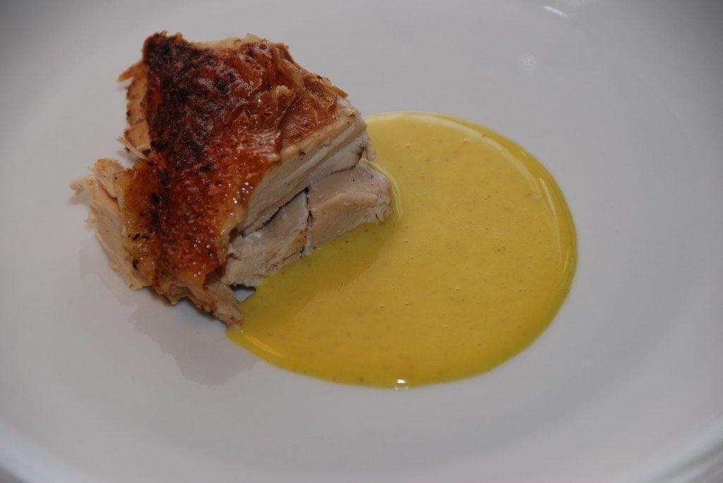 Karrysovs er blandt andet fremragende til kylling. Foto: Madensverden.dk.