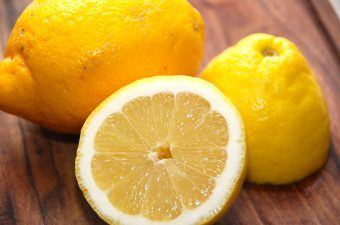 Citronfromage opskrift og historien om den
