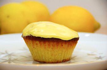 Citronmåne muffins – opskrift på små citronmåner