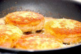 Krebinetter – lavet på pande eller i ovnen