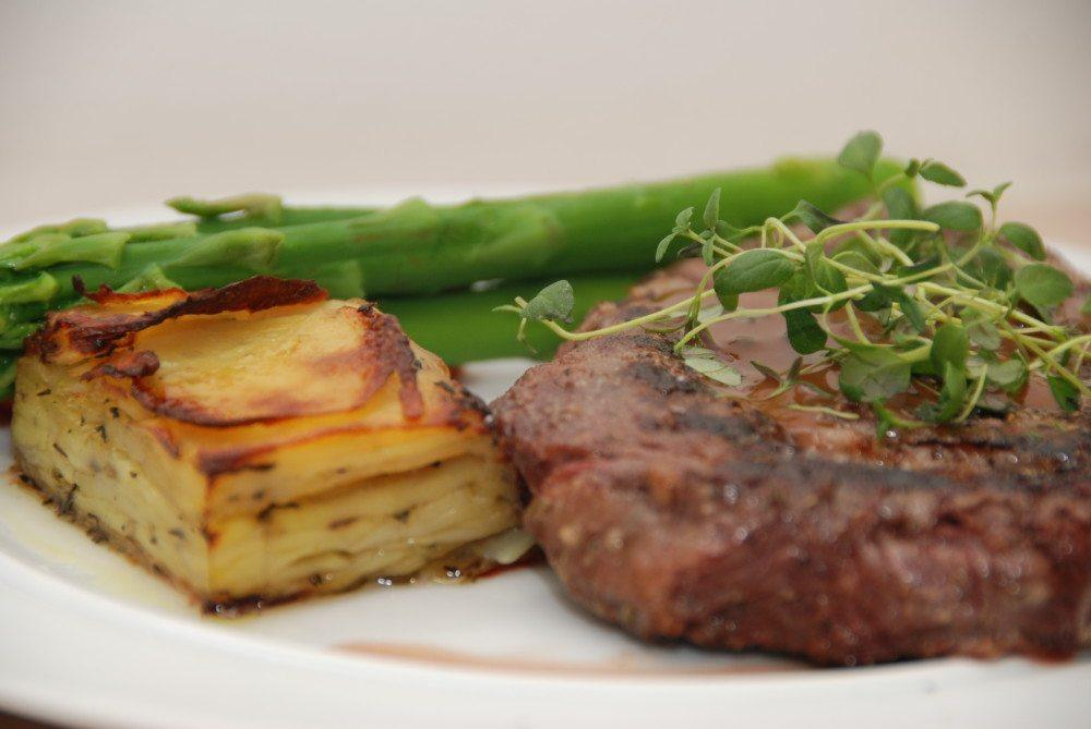 opskrifter koed og fjerkrae ribeye steak en god boef