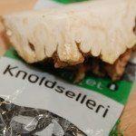Grøntsagssuppe lavet på blandt andet blomkål og knoldselleri. Foto: Guffeliguf.dk.