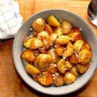 billederesultat for råstegte kartofler