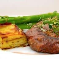 ribeye steak med pommes anna opskrift