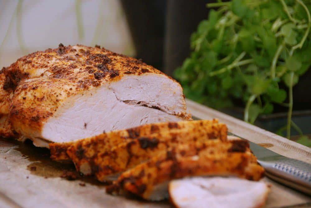 Saltsprængt kalkunbryst: Sådan laver du saltlage til sprængning af kød