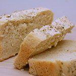 Brioche madbrød er nemt at lave, da det ikke behøver æltning. Normalt tilsætter man rigelige mængder smør, men denne opskrift er helt uden fedtstof. Foto: Guffeliguf.dk.