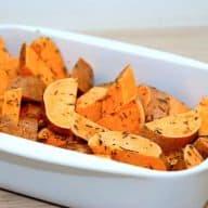 billederesultat for ovnbagte søde kartofler