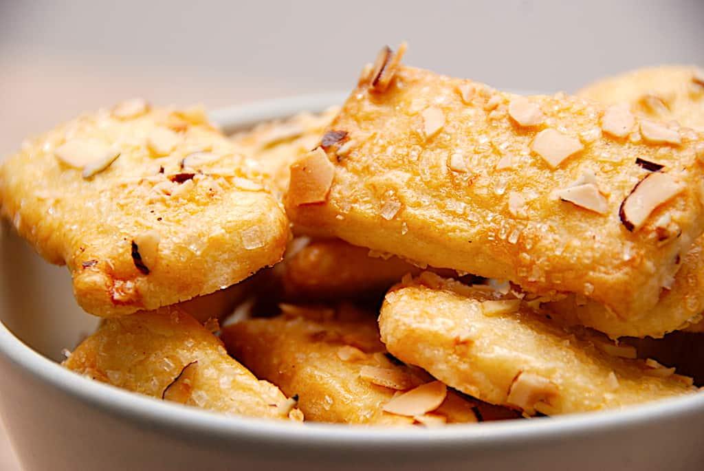 Bedste opskrift på finsk brød - klassiske småkager
