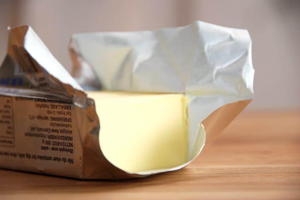 Det er nemt at forvande almindeligt smør til den mest fantastiske og bedste kryddersmør. Foto: Guffeliguf.dk.
