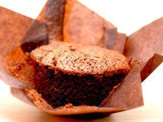 Verdens bedste chokolademuffins, der laves på under en halv time. Foto: Madensverden.dk.