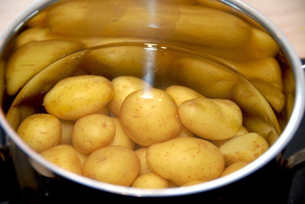 Kogetid på kartofler – både de nye og gamle