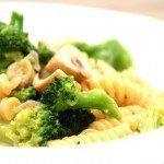 pastaskruer med broccoli