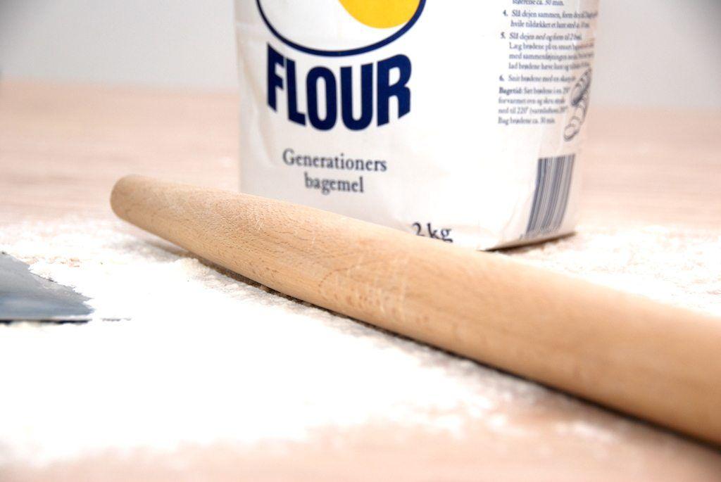 Det er nemt at lave sin egen butterdej, når blot du har en god kagerulle ved hånden. Foto: Guffeliguf.dk.