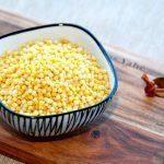 Couscous er en god afløser for pasta og ris, og samtidig er couscousen meget nem at tilberede. Den laves af durumhvede. Foto: Guffeliguf.dk.