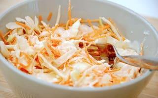 coleslaw opskrift