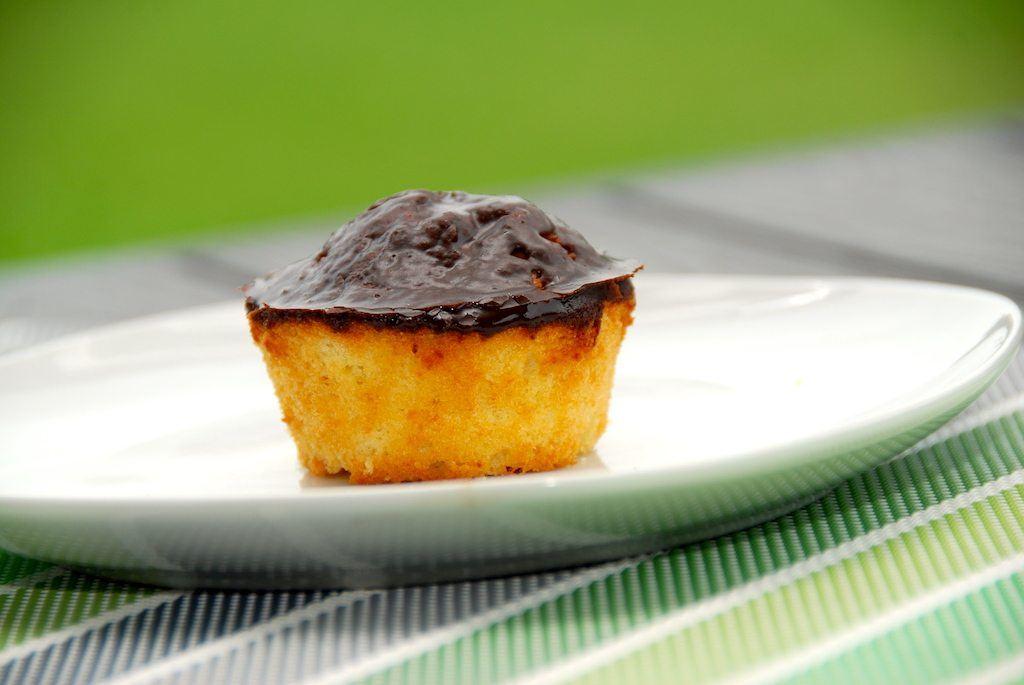 Mazarinkage – små mazarintærter i muffinsforme