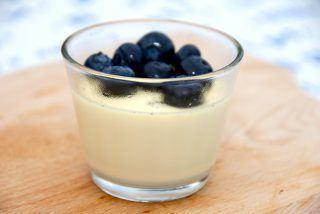 Panna cotta med vaniljestang (opskrift med billeder)