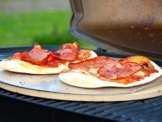 Pizzadej til grill