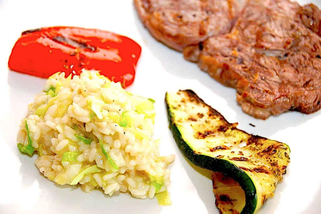 Risotto med spidskål - nemt tilbehør til stegt og grillet kød