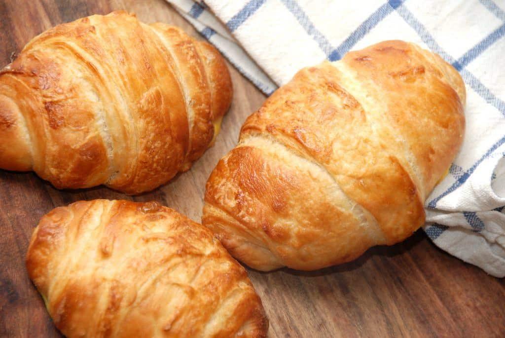 opskrift på croissant