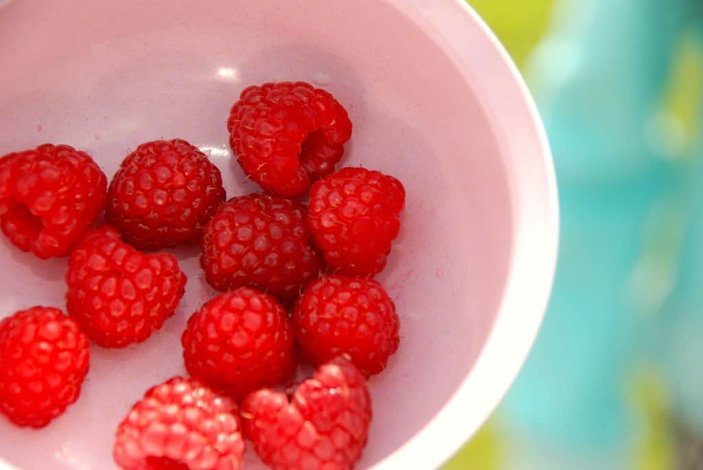 Hindbærgrød: Sådan laver du den bedste grød af hindbær