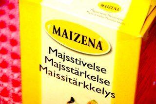 Maizena majsstivelse er en nem måde at jævne sovse, supper og meget andet på. Her er en guide til hvor meget Maizena du skal bruge. Og det gode ved majsstivelsen er, at den er både glutenfri og laktosefri. Foto: Madensverden.dk.
