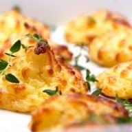 billederesultat for bagt kartoffelmos