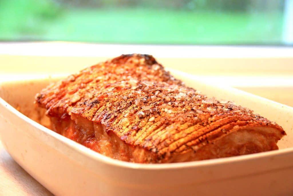 Ribbensteg i ovn eller grill – grundopskrift med stegetid