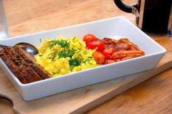 Scrambled eggs (røræg) med de gode tricks