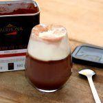 billede med valrhona varm kakao