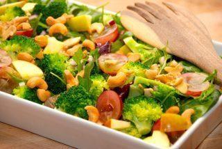 Verdens bedste salat med vindruer