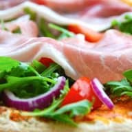 pizza uden ost