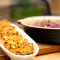 Billede med pommes røsti i ovn