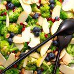 Billed resultat for broccolisalat