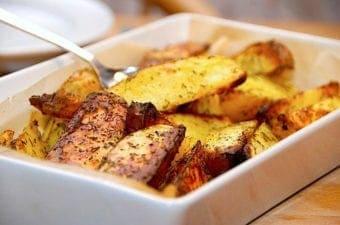 opskrifter med kartofler i ovn