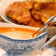 billederesultat for paprika flødesauce