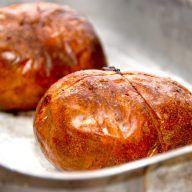billederesultat for bagekartofler og bagte kartofler